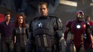 """""""No Plans"""" to Change Marvel's Avengers Character Designs, Crystal Dynamics Says"""