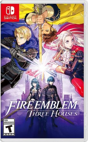 If you haven't played Fire Emblem: Three Houses now's you chance to get it for only $40 on Prime Day