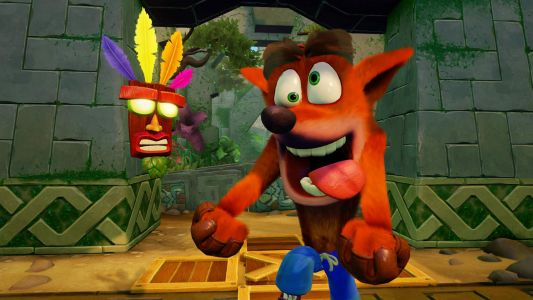 Is Activision Teasing Another Crash Bandicoot Game? It Sure Looks Like It
