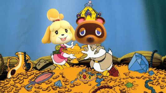 Animal Crossing: New Horizons smashes sales records