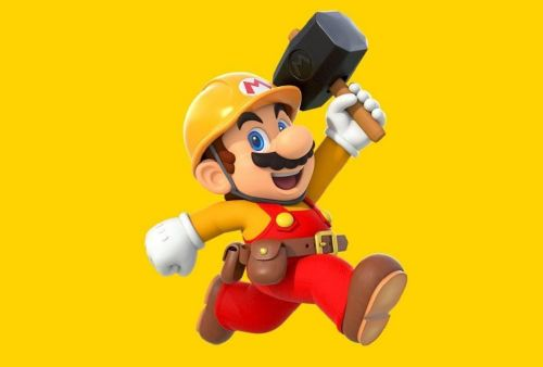 Super Mario Maker 2 holds on to top spot of the UK Charts