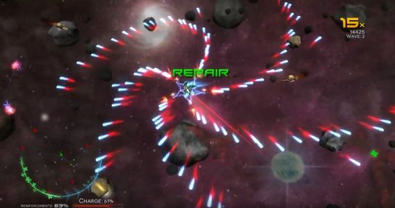 XenoRaptor bringing twin-stick action to consoles this month