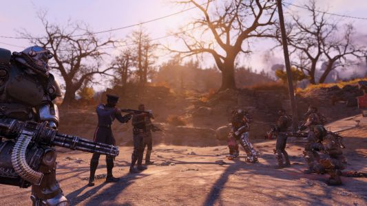Fallout 76 Roadmaps For The Year Released By Bethesda