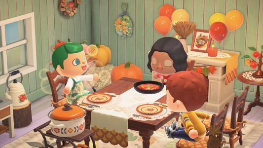 Animal Crossing: New Horizons - Winter Update is Now Available