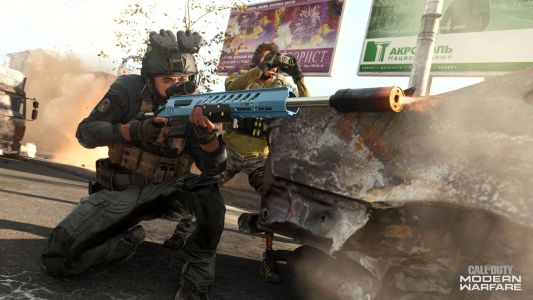 Call of Duty: Warzone is adding 200-player Quad battles tonight