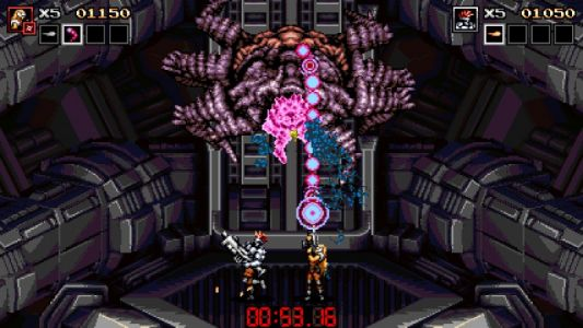 Contra-Inspired Shooter Blazing Chrome Arriving In 2019, Also Coming To Switch