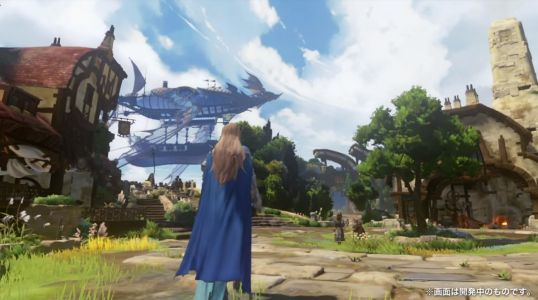 Check out a few really pretty minutes of Granblue Fantasy PS4 gameplay