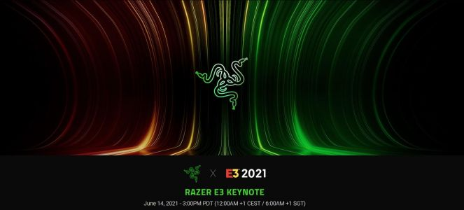 E3 2021: Razer will be delivering a keynote at E3 this year