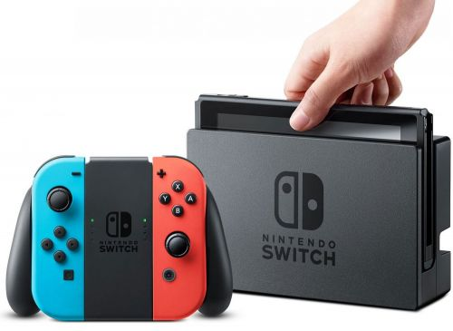 Spanish GAME's online store briefly listed some Switch Mini accessories