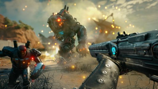 Rage 2 Debuts at the Top of the New Zealand Charts