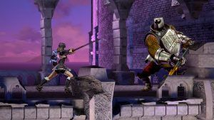 Bloodstained: Ritual of the Night - Fun gameplay but ugly world   Preview