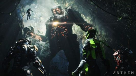 "BioWare talks Anthem's endgame: ""There's always going to be a reason to come back"""