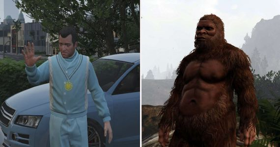 Grand Theft Auto V: 10 Secret Side Quests Everyone Missed