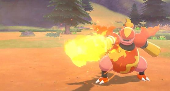 Here's a new look at Pokemon Sword and Shield's Crown Tundra