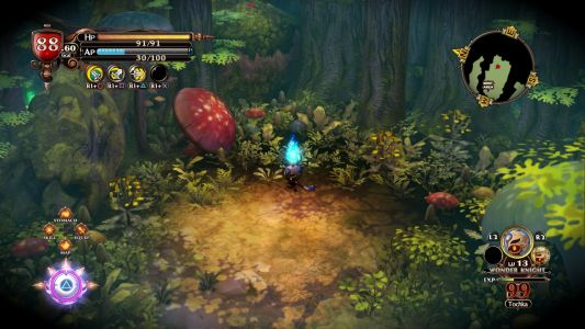 The Witch And The Hundred Knight 2 Confirmed For The West