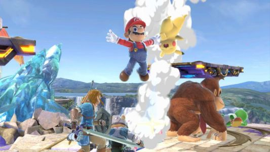 "Super Smash Bros. Ultimate Update Coming ""Within Next Week"""