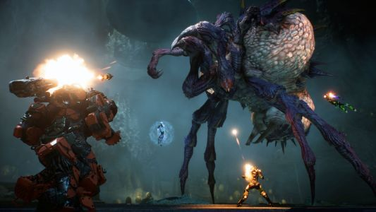 Anthem's Elysian Stronghold Caches Won't Have Armor Packs