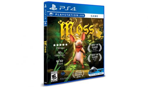 Moss Giveaway - Win One of Four (4) Physical Copies