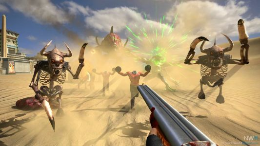 Serious Sam Collection Review