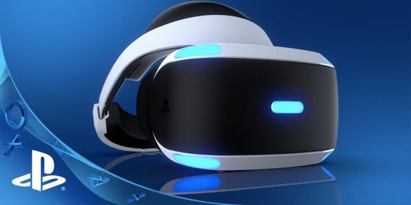 Sony Patent May Reveal PS5's Upgraded PlayStation VR Headest