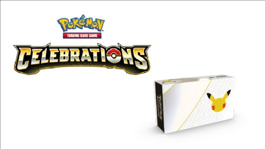 Pokémon TCG: Celebrations Collection is Available Now