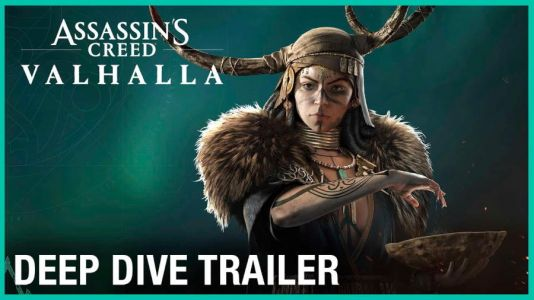 Assassin's Creed Valhalla Gets Deep Dive Trailer