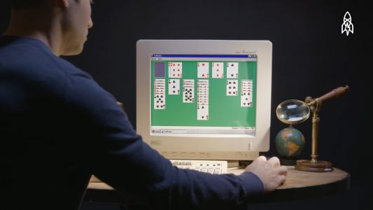 Microsoft Solitaire turned 30 today, so let's play a few rounds