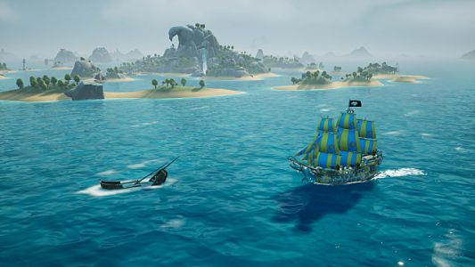 King Of Seas Preview: A Swashbuckling Adventure