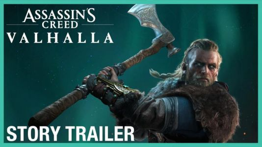 Assassin's Creed Valhalla Gets Story Trailer