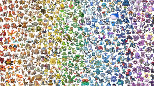 Google shares a collection of stats to celebrate Pokemon's 25th anniversary