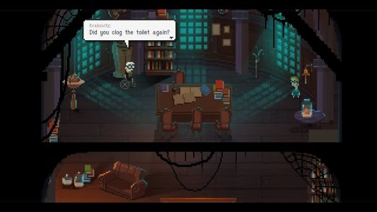 Nine Witches: Family Disruption is a love letter to adventure games