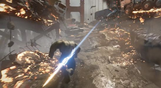 Developer for the new Avengers game wants it to feel complete out of the box