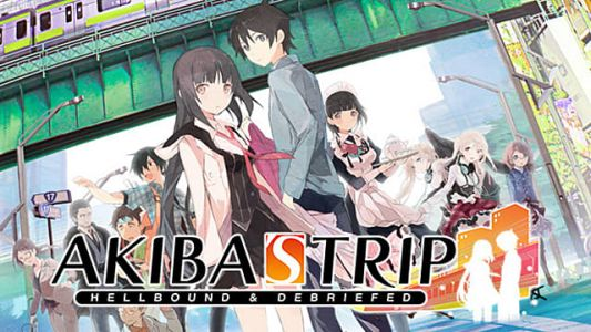 Bare It All Again When Akiba's Trip Hellbound and Debriefed Releases This Summer