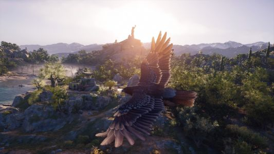 Assassin's Creed Odyssey review in progress: the most ambitious Assassin's Creed yet