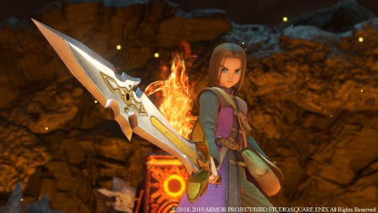 Dragon Quest XI finally makes it to Switch on September 27