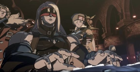 Did you check out Guilty Gear Strive's final beta?