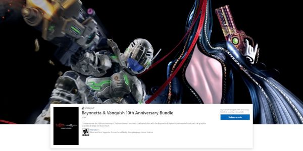Bayonetta and Vanquish Remasters Revealed for Xbox One