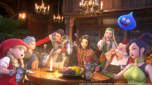 The non-Definitive version of Dragon Quest XI was delisted on Steam and the PlayStation Store