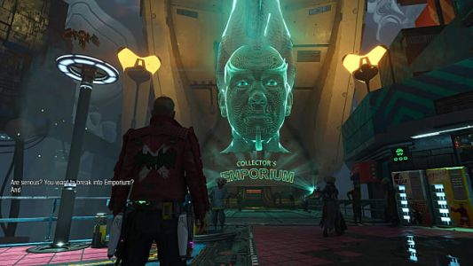 Guardians of the Galaxy: How to Get a Free Ticket to the Collector's Emporium