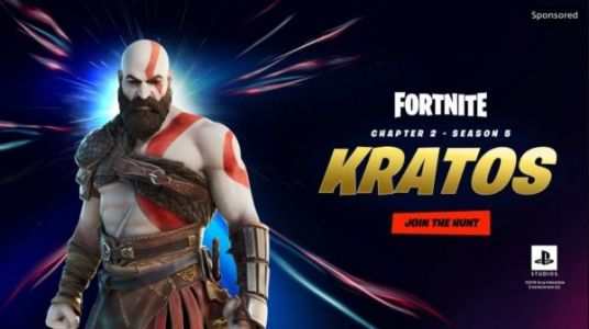 Looks like Kratos is coming to Fortnite