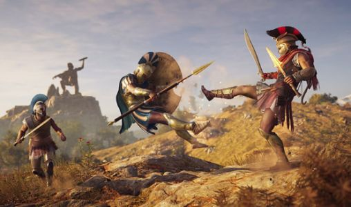E3 2018 Hands-On Preview: Assassin's Creed Odyssey Embraces the RPG