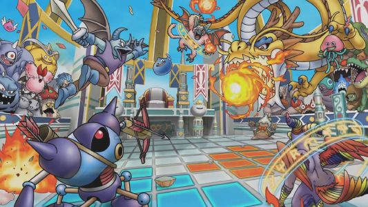 Dragon Quest Tact release date revealed for later this month