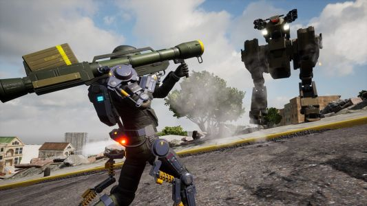 Earth Defense Force: Iron Rain Retains Top Spot In Japanese Charts