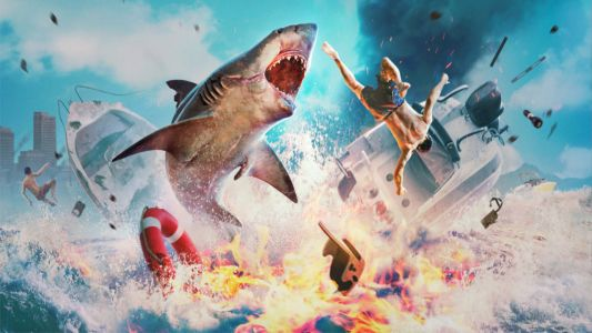 Maneater Switch review - just keep swimming