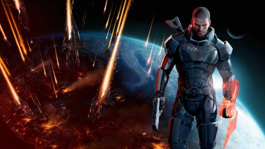 Mass Effect Legendary Edition has been rated in Korea