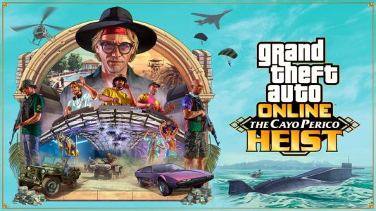 GTA Online's The Cayo Perico Heist Now Available