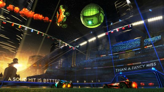 Rocket League Goes Free To Play And Passes 1 Million Concurrent Players