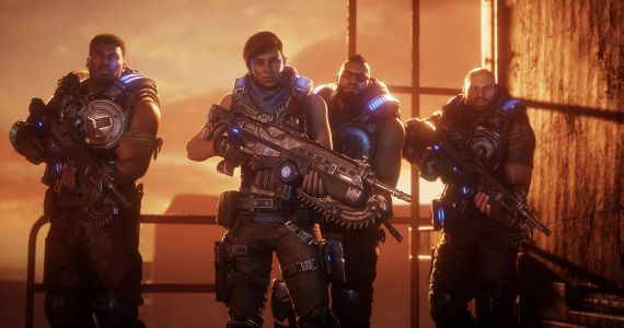 Gears 5: 10 Of The Best Weapons In The Game, Ranked | Game Rant