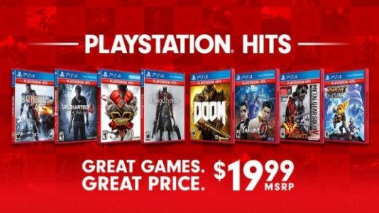 Sony Expands Great Game Deals With PlayStation Hits