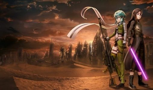 New Sword Art Online: Fatal Bullet Trailer Shown at TGS 2017